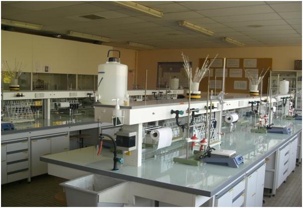 Laboratoire de Biochimie