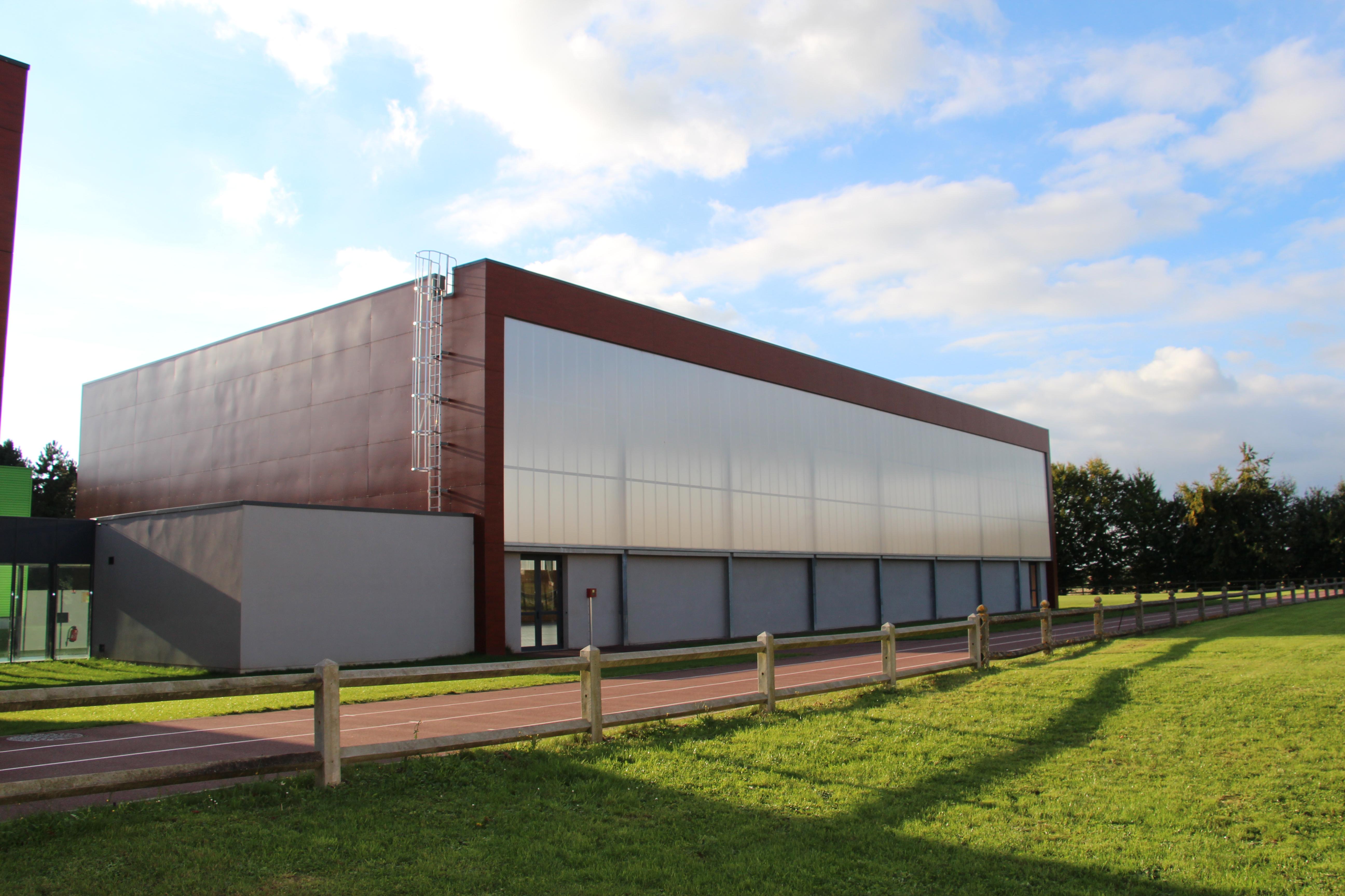 Les installations sportives legta yvetot for Centre des impots nice exterieur